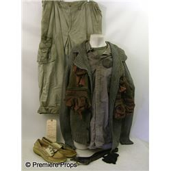 The Book of Eli George (Michael Gambon) Movie Costumes