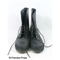 The Book of Eli Eli (Denzel Washington) Dr. Marten boots Movie Props