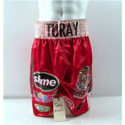 Southpaw Kalil Turay (Rayco Saunders) Movie Costumes