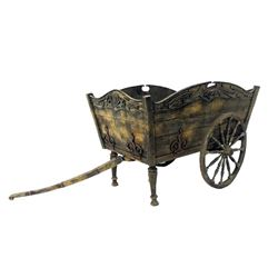The League of Extraordinary Gentlemen Wheeled Cart