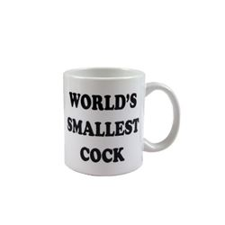 "The Night Before Isaac (Seth Rogen) ""World's Smallest..."" Mug Movie Props"