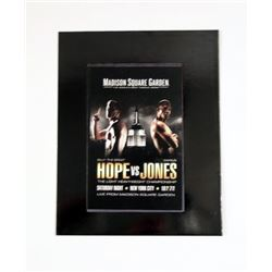 Southpaw Madison Square Garden Media Folder