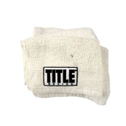 Southpaw Boxing Towels Movie Props