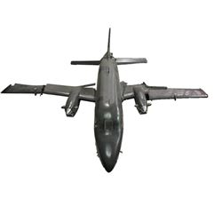 The Dark Knight Rises Embraer Jet Airplane