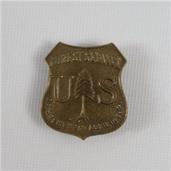 X-Files US Forest Service Badge Prop