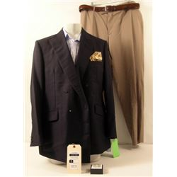 Now You See Me Arthur Tressler (Michael Caine) Movie Costumes