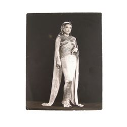 The Ten Commandments Anne Baxter Original Rare Studio Proof Photograph