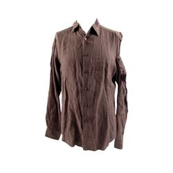 Resident Evil: Extinction (2007) Dr. Isaacs (Ian Glen) Bloody Shirt Movie Costumes