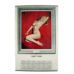 Marilyn Monroe Golden Dreams Calendar