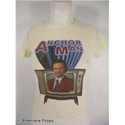 Anchor Man T-Shirt Movie Costumes