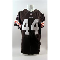 Draft Day  Cleveland Browns Jersey Movie Costumes