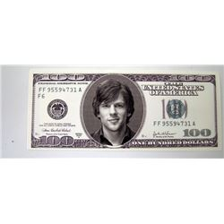 Now You See Me Daniel Atlas (Jesse Eisenberg) Movie Props