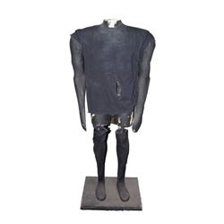 Mortdecai Samurai Mannequin Movie Props