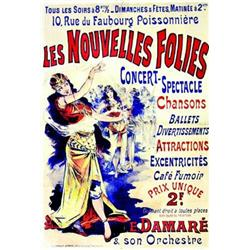 Les Nouvelles Folies   Concert spectacle. Chansons. Ballets. Divertissements. Attractions. Cafe f...