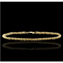 14KT Yellow Gold Bracelet GB4506