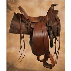 F. A. Meanea Co. Saddle