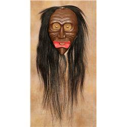 Iroquois False Face Mask