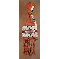 Cheyenne Beaded Paint Bag