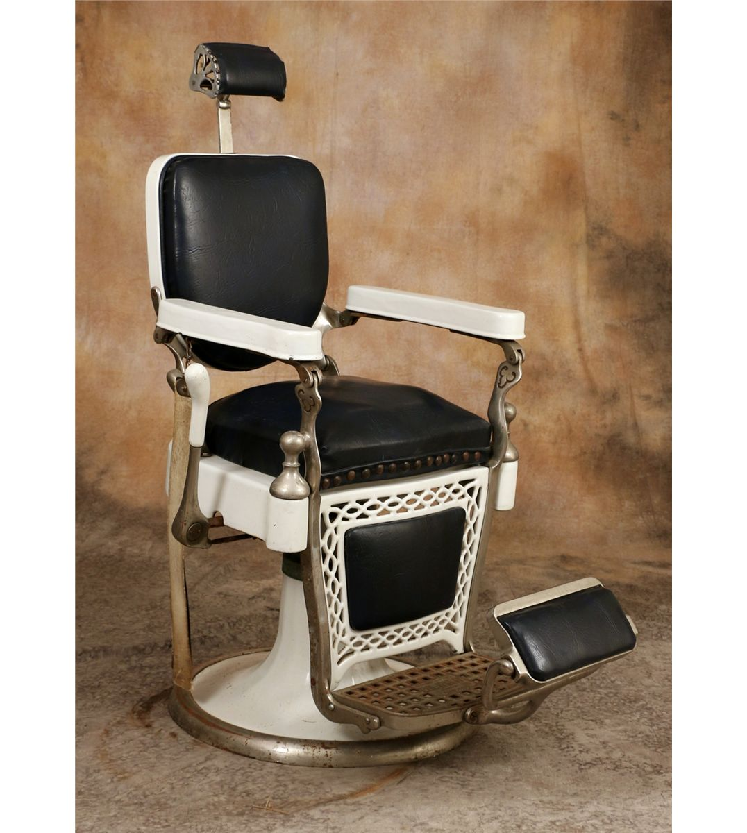 Vintage Emil J Paidar Barber Chair Loading Zoom