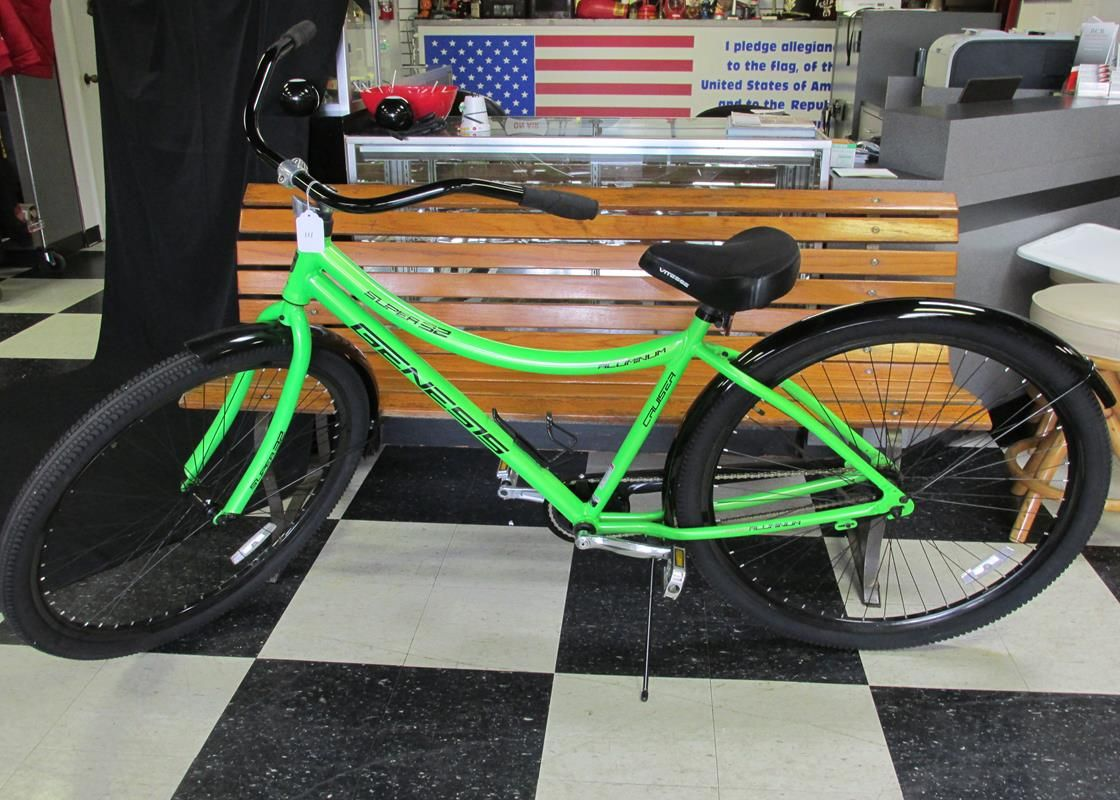 Genesis Super 32 Aluminum Cruiser Bicycle