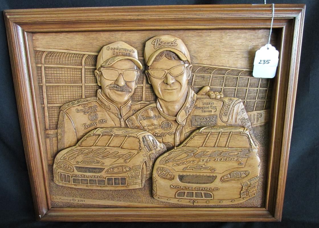 Creative carving quot the legacy continues by kim murray