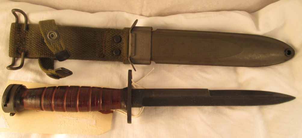 us m4 bayonet by kiffe for m1 carbine