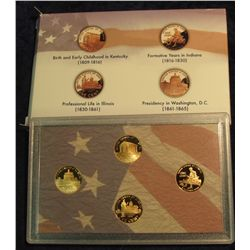 1317. 2009 Lincoln Bicentennial One Cent Proof Set.
