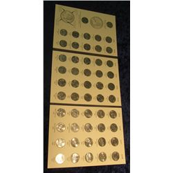 1452. 1999-2008 Complete Set of Fifty State Quarters in a Littleton Coin Album. (52 pcs.).