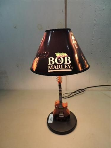 Contemporary bob marley guitar table lamp image 1 contemporary bob marley guitar table lamp aloadofball Image collections