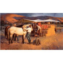 Camp Chores by Niblett, Gary