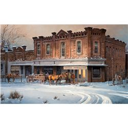 The General Store by Boren, James