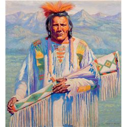Chief Shortman by Balink, Henry C.