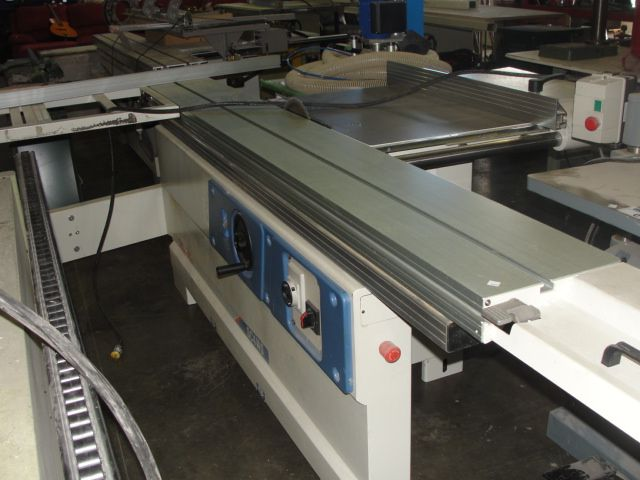 Minimax Sc4ws Industrial Table Saw Able Auctions