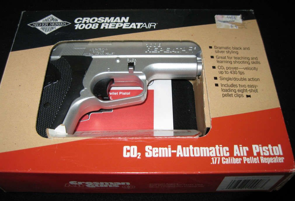 HOW TO LOAD CROSMAN 1008 REPEATAIR
