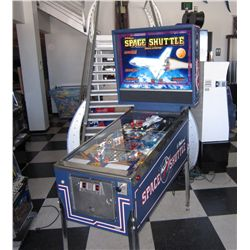 SPACE SHUTTLE PINBALL BY WILLIAMS ~ THE BEST ONE IN THE ...