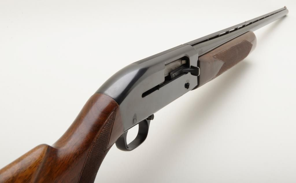 Winchester Model 50 Featherweight Serial Number