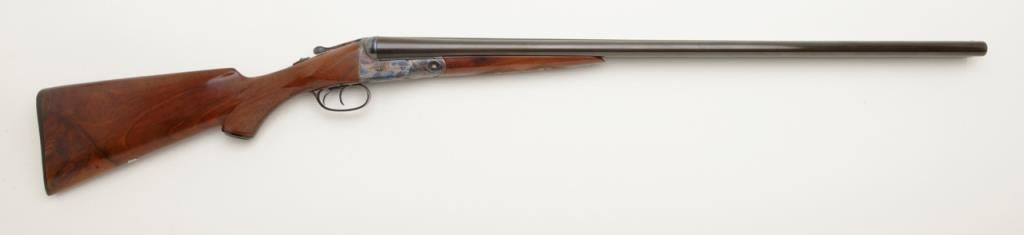 parker bros shotguns serial number
