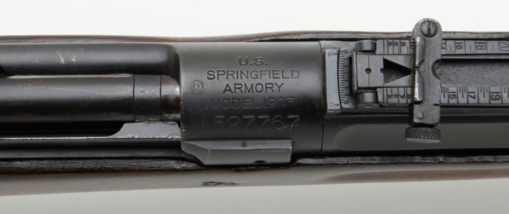 Dating A 1903 Springfield By Serial Number