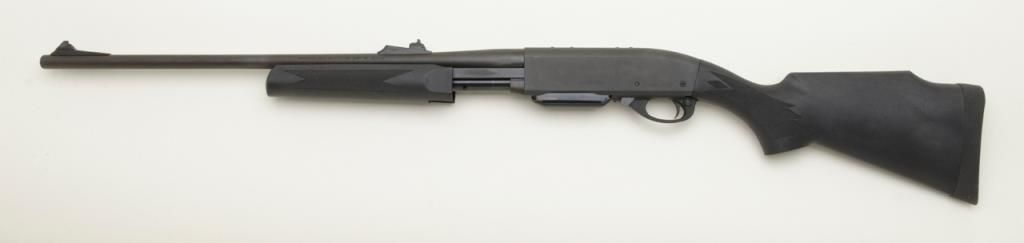 Remington Model 7600 pump action magazine rifle, .308 Win ...