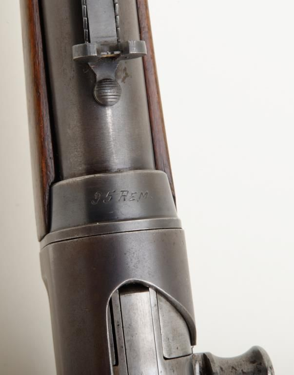 dating remington rifles by serial number