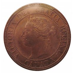 Cent 1882H in MS-62; Red & Brown, Obverse 2.