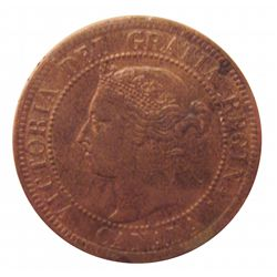 Cent 1893 ICCS MS-62; Trace Red.