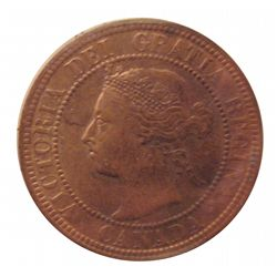 Cent 1898H ICCS MS-63; Red & Brown.