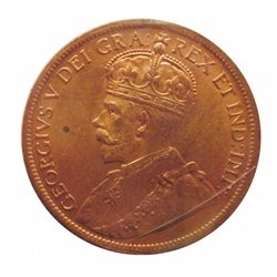 Cent 1916 ICCS MS-64; Red.