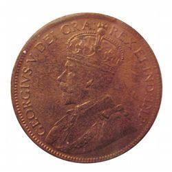 Cent 1919 ICCS MS-63; Red.
