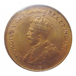 Cent 1928 ICCS MS-64; Red.