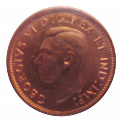 Cent 1946 ICCS MS-64; Red.