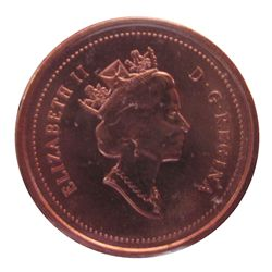 Cent 1999 ICCS MS-66; Red.