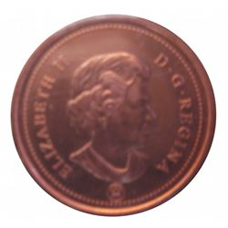 Cent 2006 RCM Logo ICCS MS-67; Red.