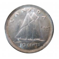 10 cents 1938 MS-60.